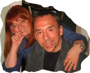 Donna & David 15 months AT (After Trauma) April 2006