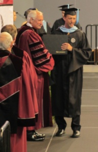 Rick Von Linsowe - Collecting Degrees - Post-TBI