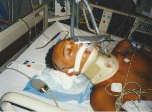 Von Linsowe, Rick in Hospital