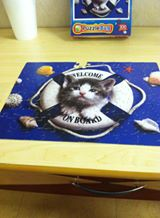 Melinda's 100 piece puzzle