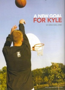 Reynolds, Kyle Magazine Cover