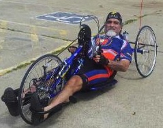 Villarreal, David Handcycle