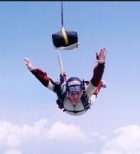Daniel Mollino - TBI Survivor & Sky Diver