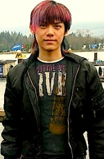 Kevin Orlando Lau  Brain Injury Survivor Rainbow Artist Orlando L.