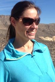 Melissa Cronin desert