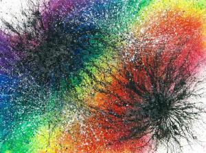 Artwork by Rainbow Artist Orlando L.