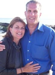 Rosemary & Hugh Rawlins after TBI