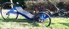 Catrike 700 Blue