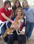 Chorn, Jennifer Girouard & Kids