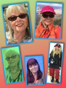 6 Donna Collage