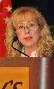 Boriskie, Ann Podium