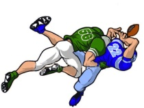football-player-tackling-cartoon-football-players