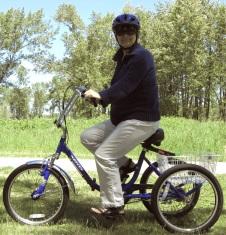 Deb Angus Trike 061616