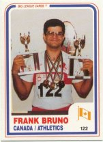 Frank Bruno - Survivor: 1990 Ontario Disabled Athlete