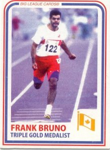 Frank Bruno - Survivor