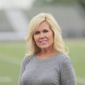 Cyndy Davy Feasel - spouse of Grant Feasel, a former Seattle Seahawks Center