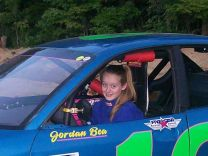 Jordan Emerson - Brain Injury Survivor - Race Car Driver