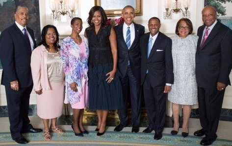 Mark & Brenda Moore with Obamas.jpg