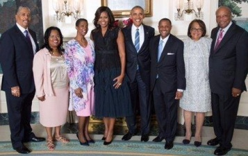 Mark & Brenda Moore with Obamas.jpg