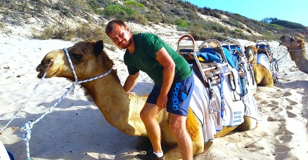 Paul McMahon & Camel 082817