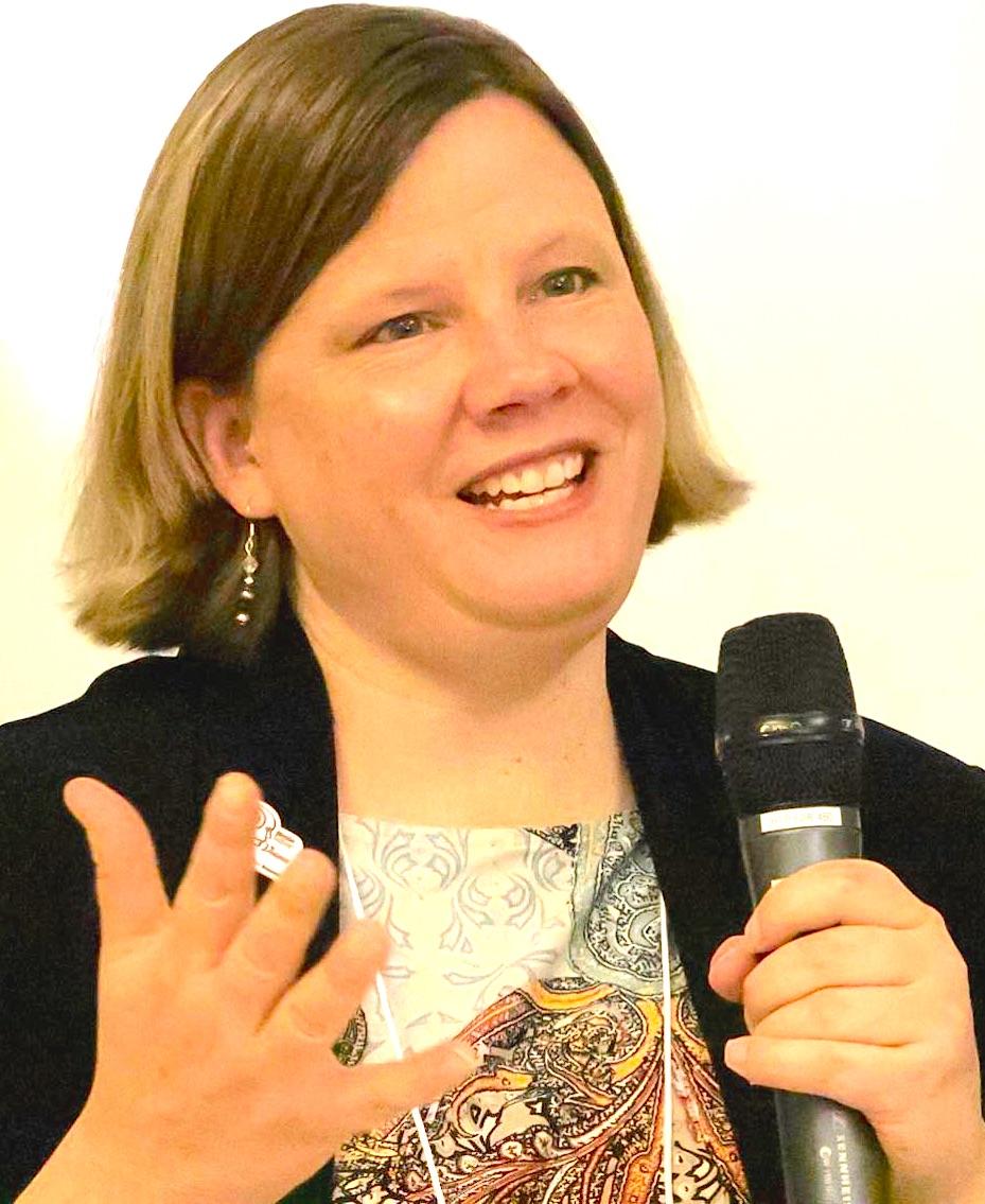 Carole Starr Survivor Speaker