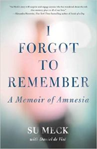I forgot to Remember Book Cover