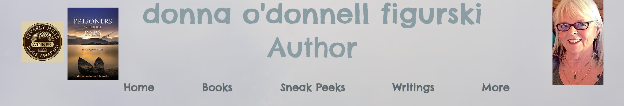 Donna Figurski Website Banner