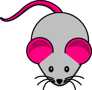 mouse-clip-art-grey-pink-mouse-md