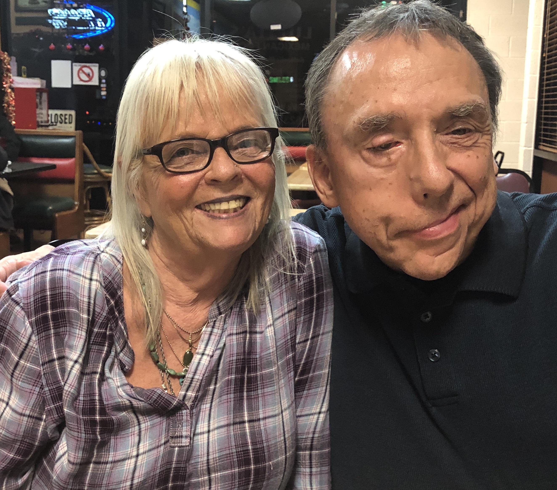 David & Donna Dec 2019 Lupitas