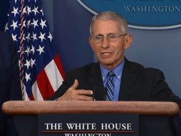 Dr. Anthony Fauci 071920